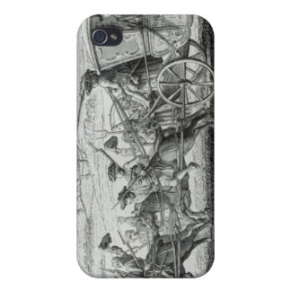 The Highland Chase, 21st February 1745 iPhone 4/4S Covers