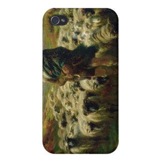 The Highland Shepherd, 1859 iPhone 4/4S Case