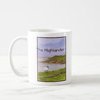 'The Highlander' Mug