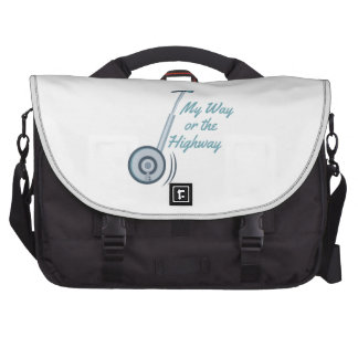 The Highway Commuter Bag