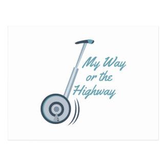 The Highway Postcard