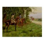 The Highwaymen Postcards