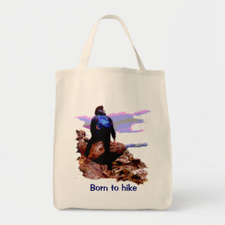 The Hiker Tote Bag