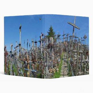The Hill of Crosses of Northern Lithuania Binder