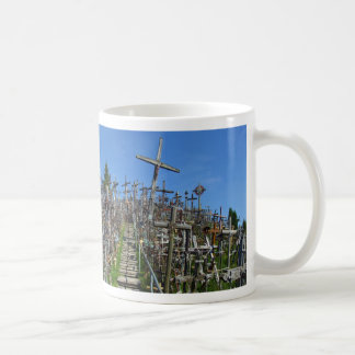 The Hill of Crosses of Northern Lithuania Coffee Mug