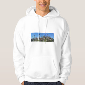 The Hill of Crosses of Northern Lithuania Hoodie