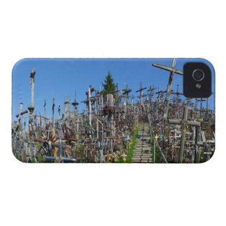 The Hill of Crosses of Northern Lithuania iPhone 4 Case-Mate Case