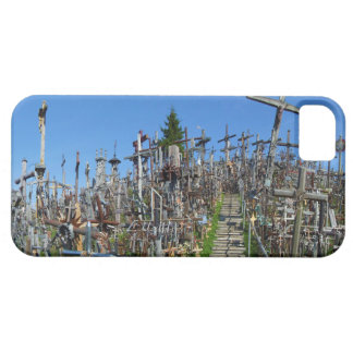 The Hill of Crosses of Northern Lithuania iPhone SE/5/5s Case