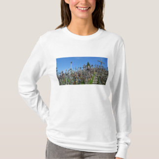 The Hill of Crosses of Northern Lithuania T-Shirt
