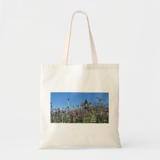 The Hill of Crosses of Northern Lithuania Tote Bag