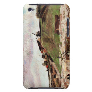 The Hill of Montmartre with Quarry by van Gogh Barely There iPod Covers