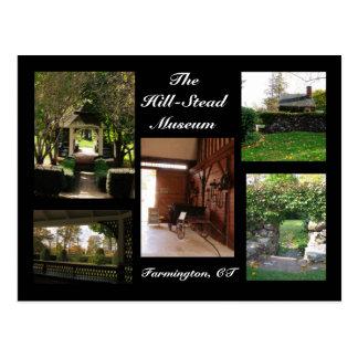 The Hill-Stead Museum, Farmington, CT Postcard
