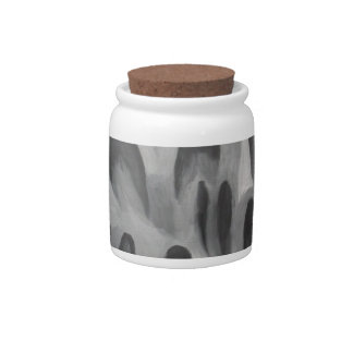 The Hill (surrealism nature pattern) Candy Dish
