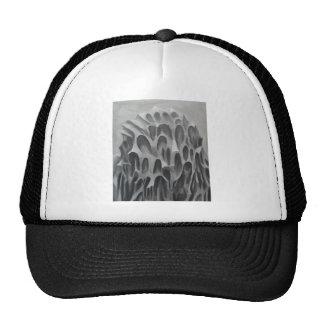 The Hill (surrealism nature pattern) Trucker Hats