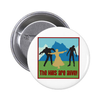 The Hills Are Alive! Pins