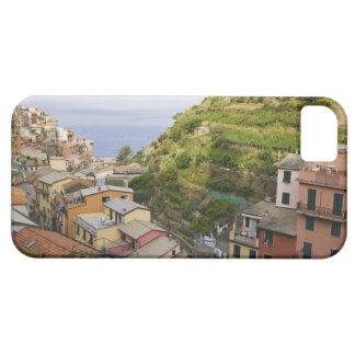 the hillside village of Manarola-Cinque Terre, iPhone 5 Cover