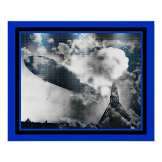 The Hindenburg /wall poster