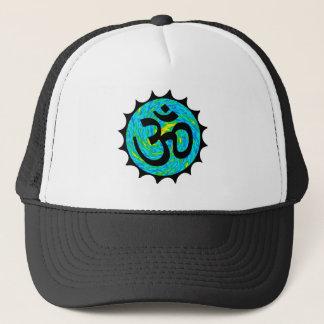 THE HINDU GUIDANCE TRUCKER HAT