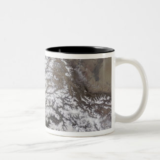 The Hindu Kush Two-Tone Coffee Mug