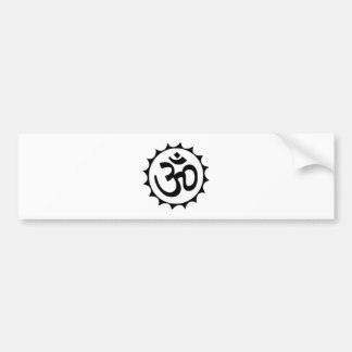 THE HINDU STATUS BUMPER STICKER