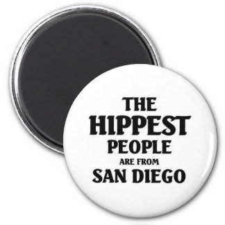 The hippest people are from San Diego Magnet