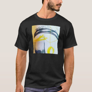 The Hippocampi at play with Cygnus and the Stars T-Shirt
