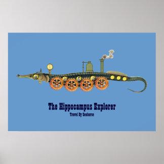 The Hippocampus Explorer Poster