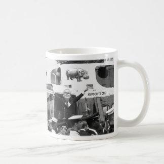 The Hippocrite Classic White Coffee Mug