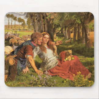 The Hireling Shepard Mouse Pad