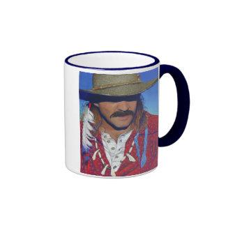 The Historian Ringer Coffee Mug