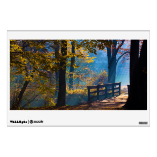 The historic castle park in Pszczyna Poland Wall Sticker