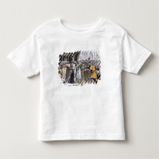 The Historic Day of Bouvines in 1214, engraved by T Shirt