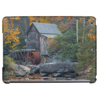The Historic Grist Mill On Glade Creek 2 iPad Air Cover