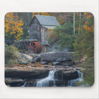 The Historic Grist Mill On Glade Creek 2 Mouse Pad