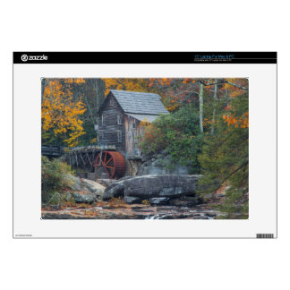 """The Historic Grist Mill On Glade Creek 2 15"""" Laptop Skins"""