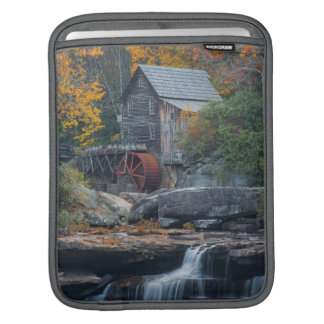 The Historic Grist Mill On Glade Creek 2 Sleeves For iPads