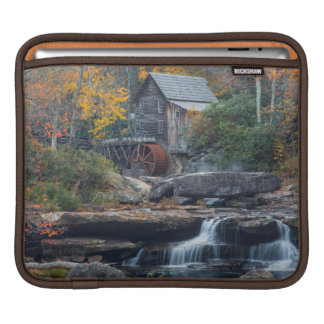 The Historic Grist Mill On Glade Creek iPad Sleeves