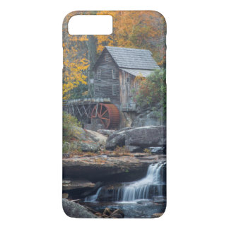 The Historic Grist Mill On Glade Creek iPhone 7 Plus Case