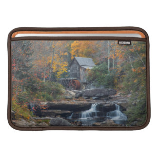 The Historic Grist Mill On Glade Creek MacBook Sleeves