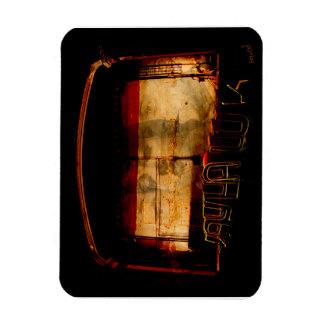 The Historic Jayhawk Theater Rectangular Photo Magnet