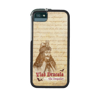 The historical Count Dracula iPhone 5 Covers