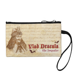 The historical Count Dracula Coin Purse