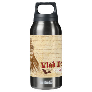 The historical Count Dracula 10 Oz Insulated SIGG Thermos Water Bottle