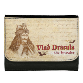The historical Count Dracula Wallet For Women