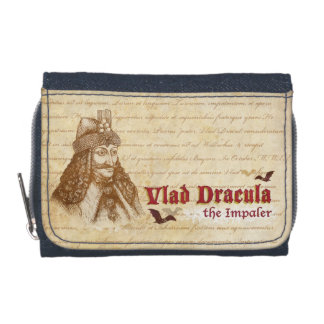 The historical Count Dracula Wallet