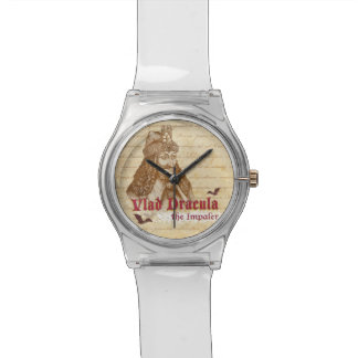 The historical Count Dracula Wristwatch