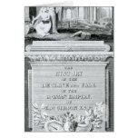 The History of Decline and Fall of  Roman Card