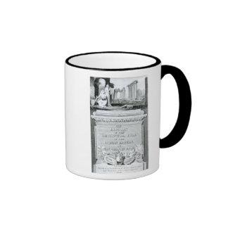 The History of Decline and Fall of Roman Coffee Mug