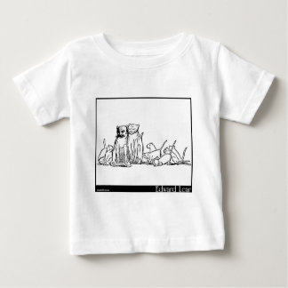 The History of the Seven Families Baby T-Shirt