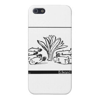 The History of the Seven Young Guinea Pigs iPhone SE/5/5s Cover